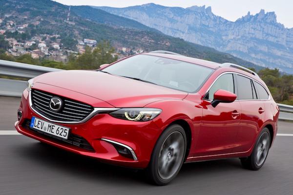 Mazda 6 Wagon 台灣即將上市!哪些旅行車是對手?