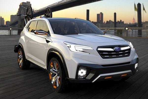 Subaru Forester 也要大改款!設計範本出自於「它」