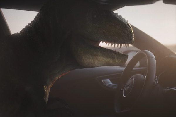 用自動駕駛,治好暴龍的憂鬱症?(內有影片)