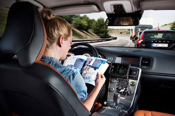美研究:超過 3 成自動駕駛車駕駛,不放棄這件事⋯