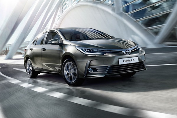 Toyota Altis 小改款配備曝光! 6 氣囊之外居然還有新賣點!