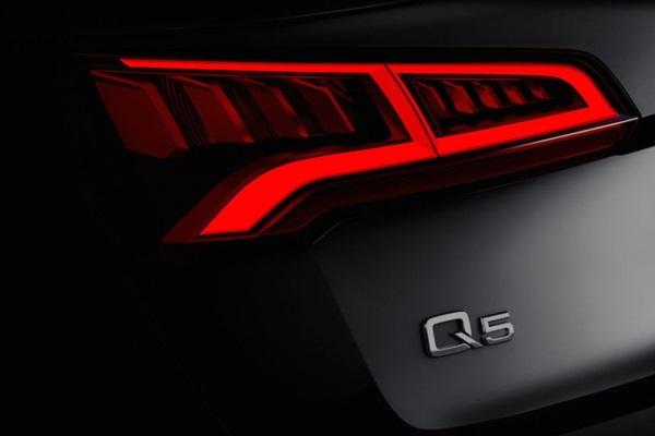 全新 Audi Q5 更科技,車聯網配備影片曝光!(內有影片)