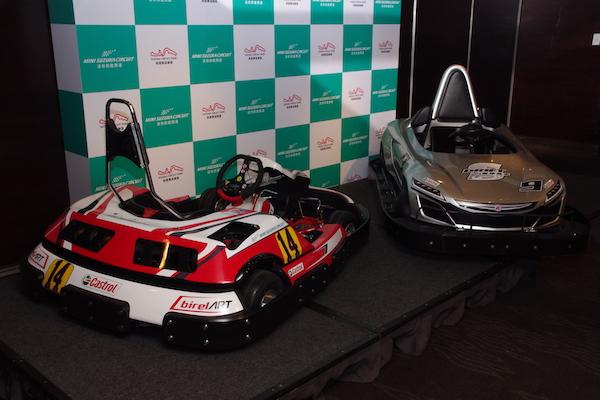 台灣第一座汽車主題樂園,大魯閣鈴鹿賽道樂園人氣頗高!