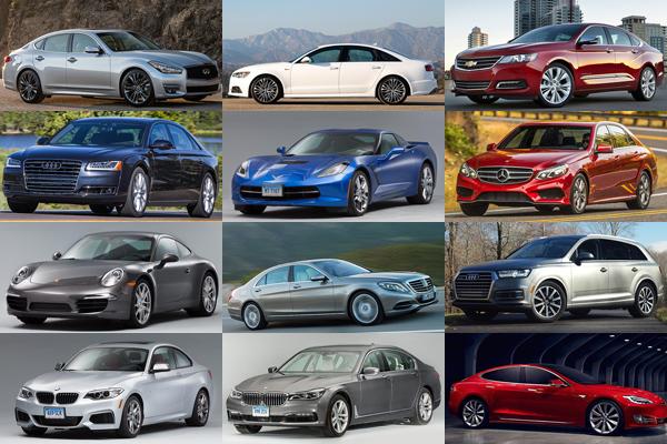 權威媒體公佈 2016 年最好開的 12 款車! BMW 、Porsche 不是第一名?