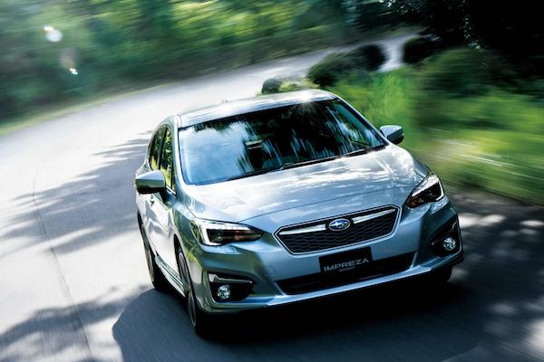 日本發表新一代 Subaru Impreza!安全配備全面強化!