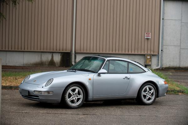 在石碇被撞爛的 Porsche 911 Targa,價值不菲的原因在哪?