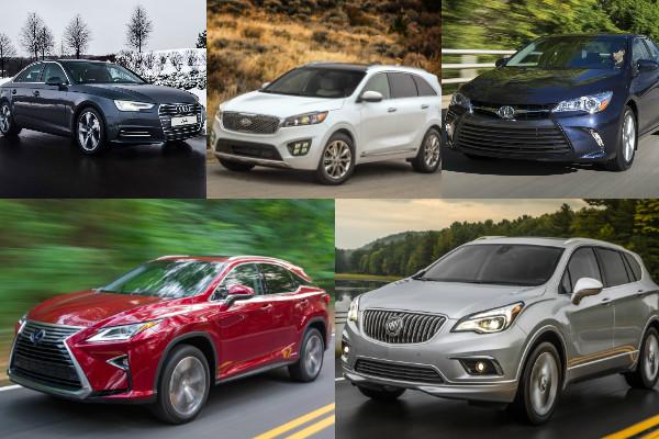 美國汽車可靠度調查出爐:Lexus、Toyota 奪下前兩名!