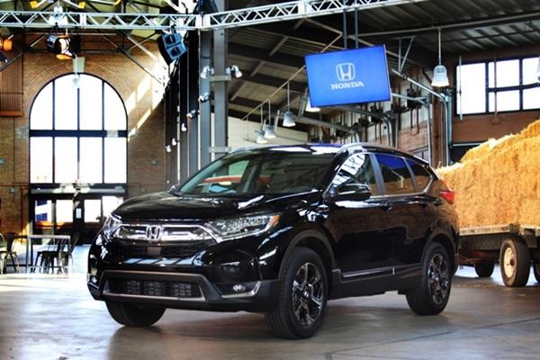 Honda 第五代 CR-V 登場前暖身!原廠釋出介紹影片(內有影片)