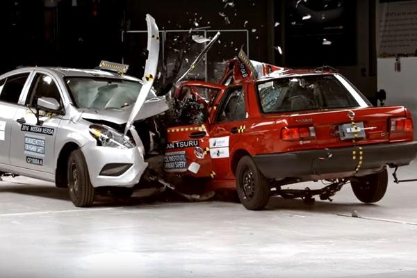 權威撞擊單位測試 0 顆星的車,為什麼還可以上市?(內有影片)