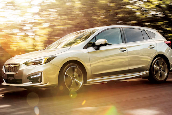 Subaru Impreza 明年農曆年後在台開賣,無奈仍是 1.6 升引擎!