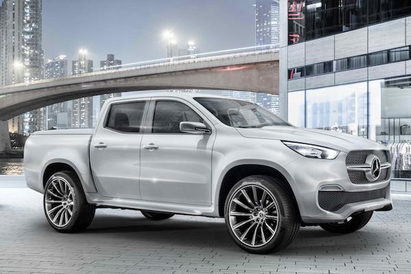台灣法規準備解套,Mercedes-Benz X-Class 皮卡車有望來台嗎?