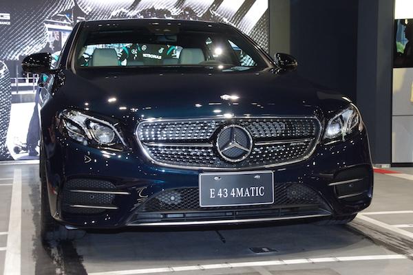 性能猛獸高雄發表!Mercedes-Benz E43 4MATIC 不只強大動力還很華麗