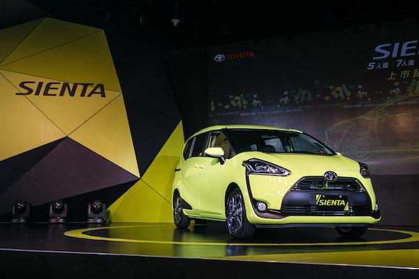 運將們失望了!Toyota Sienta 確定無法當小黃計程車使用