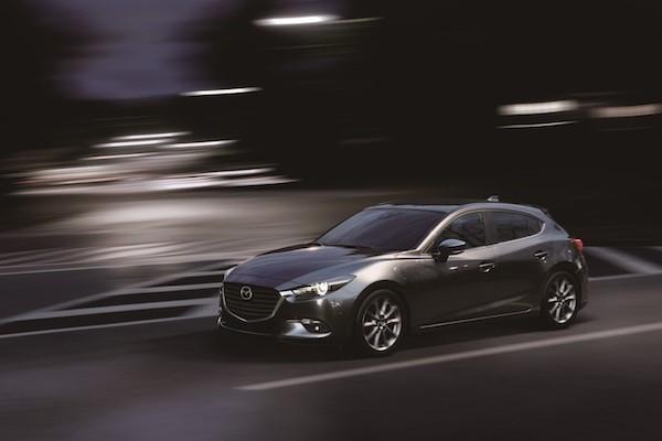 Mazda 3 新年式車型調整,主動安全配備不減反增!