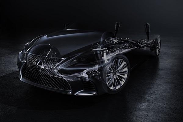 捨棄老氣傳統外觀!Lexus 全新旗艦 LS 車系 2017 年 1 月登場!
