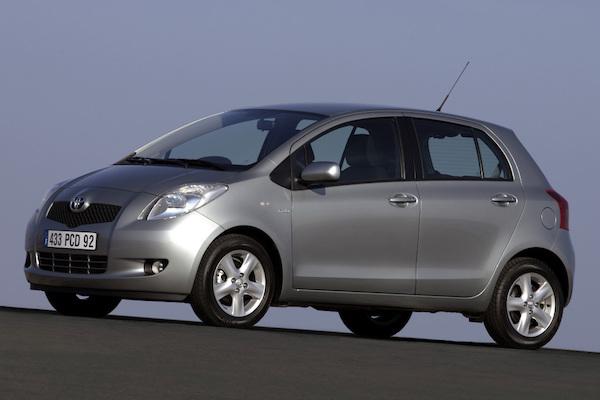 高達 4 萬輛 Toyota Yaris 召修,問題出在加油管路
