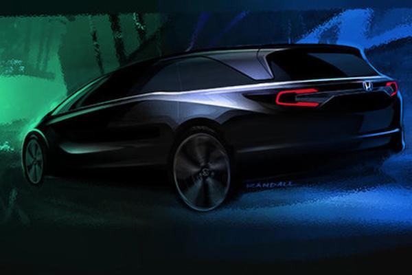 35 歲以下的買家最愛,新一代 Honda Odyssey 外型更流線!