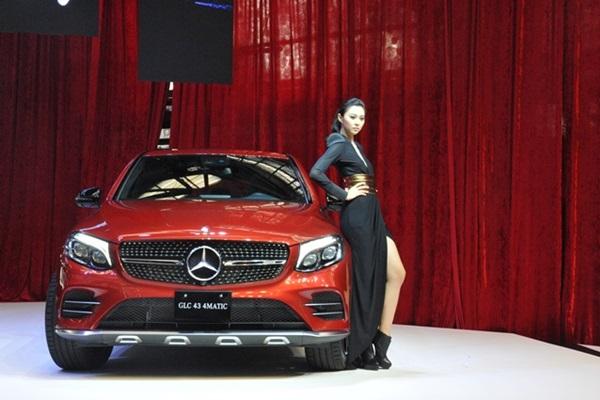 M-Benz 休旅大軍最後一員大將!全新 GLC Coupé 台灣上市(內有相片集)