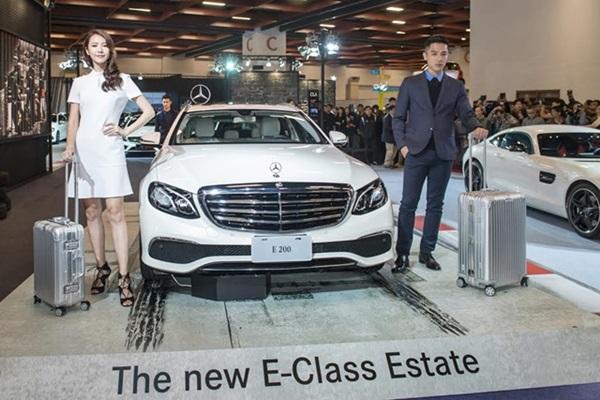 M-Benz 發表 E 系列新成員!E-Class Estate 旅行車登台(內有相片集)