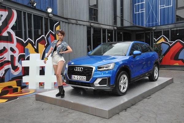 挑高版小車來了,Audi 入門休旅 Q2 台灣首度亮相!(內有相片集)