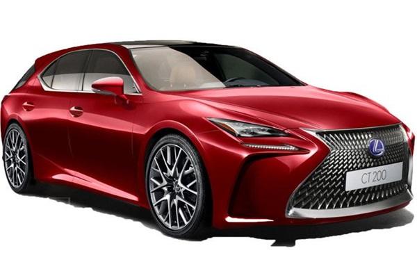 外媒爆全新 Lexus CT200h 今年問世!油耗表現非常驚人