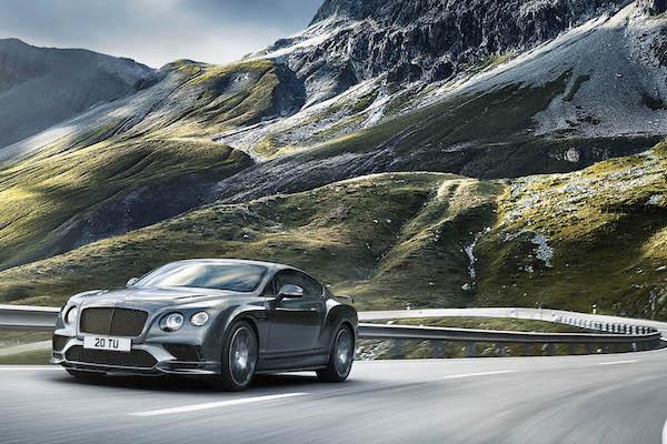 堪稱史上最強賓利,這輛 Bentley Continental Supersports 到底憑什麼?