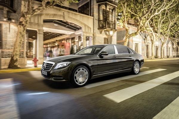 M-Benz 讓你一上車就開始健康檢查!今年就會開始採用