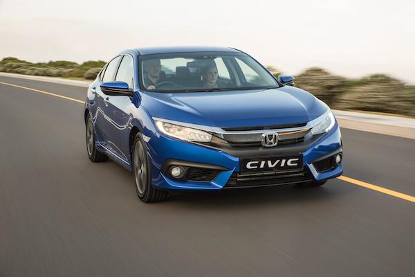 Honda 決定把 Civic 帶回日本銷售,其中一個原因跟川普脫不了關係...