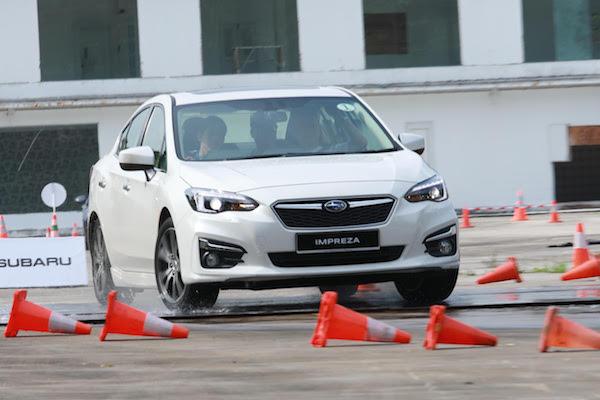 1.6 升 Subaru Impreza 詳細配備曝光,台灣預接單價竟直逼百萬元大關?