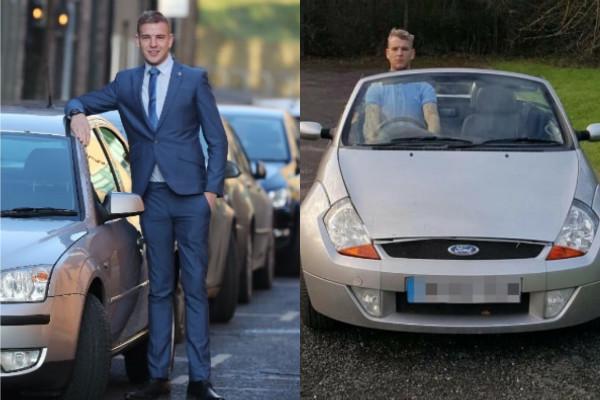 汽車業務員開敞篷小車,為何被判危險駕駛?