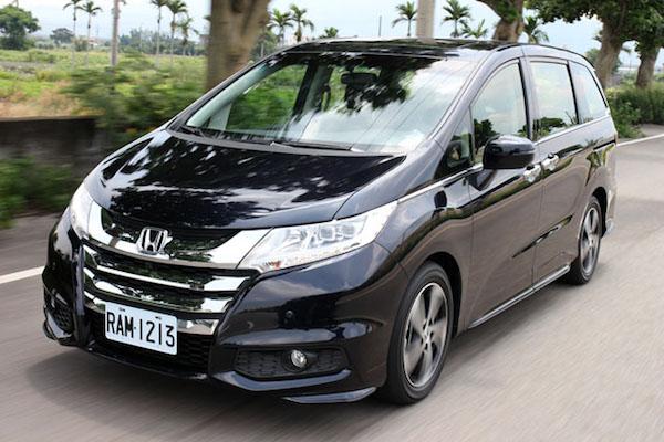 台灣 Honda Odyssey 新年式車型編成曝光!8 人座版本來了!