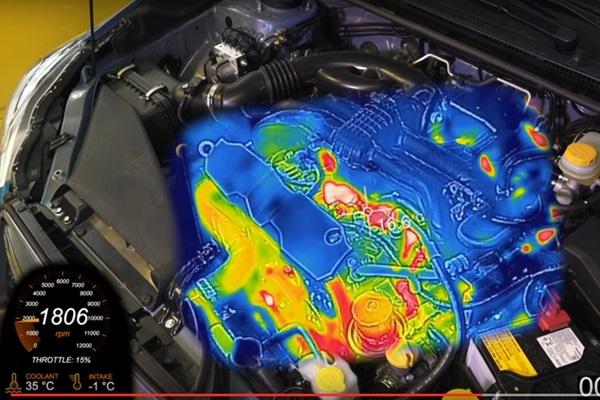 到底要不要暖車?外媒熱感應攝影機拍給你看(內有影片)