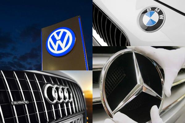 川普的懲罰關稅,德國車廠哪一家受害最深?