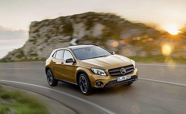 休旅車賣太好!M-Benz 將在 3 年內擴大 SUV 陣容還包括這輛 baby G!