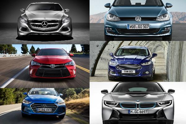 全球前 500 強企業,哪些汽車品牌擠進 100 名?