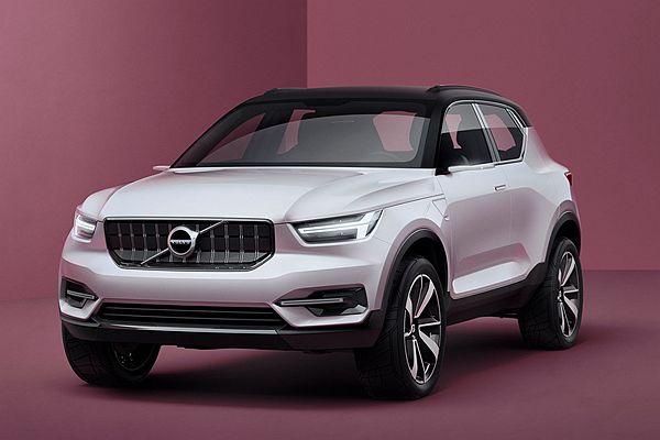 今年可望上市 Volvo XC40,為何讓各家跨界小休旅都很緊張?