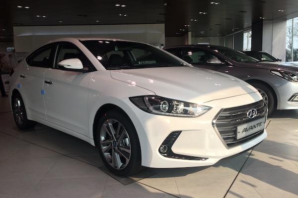 【韓國採訪】趕在 3 月上市前,搶先一窺 Hyundai Elantra 內外樣貌!