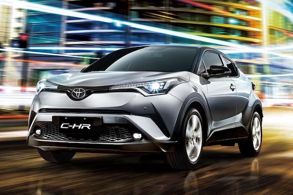 Toyota C-HR 準備上市,買與不買的幾個原因