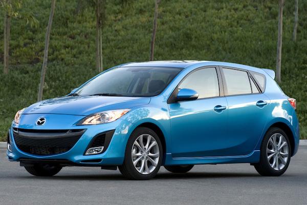Mazda 3 及其他車型將召回,原因出在座椅上!
