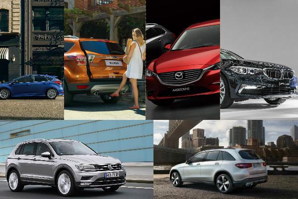 2017 年 2 月汽車銷售排行出爐,為何各車廠表現皆衰退?