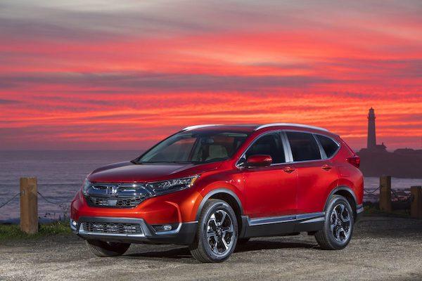 好羨慕!泰國 Honda CR-V 不只有柴油引擎,還有新變速箱!