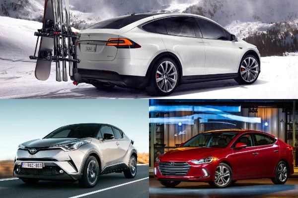 不只 Toyota C-HR,下週還有其他重量級新車報到!