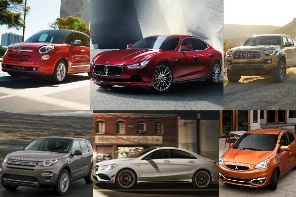《消費者報告》公布評比最差的 10 款車,其中 3 輛台灣也有賣...(內有影片)