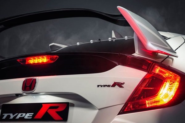 Honda 重奪最速前驅車的希望!全新 Civic Type R 官方照出爐(內有相片集)