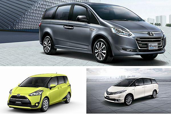 三代同堂出遊之選,台灣市場 7 人座 MPV 車款大閱兵!