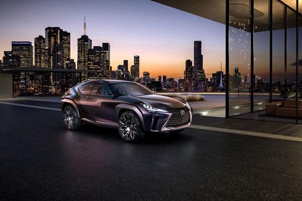 Lexus 最入門休旅將現身!美型概念車 UX 量產化確定(內有相片集)
