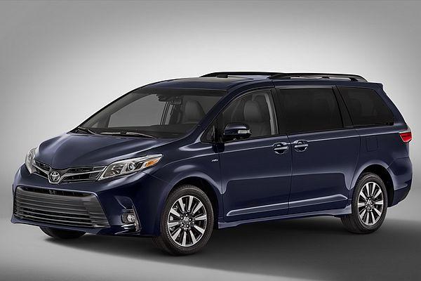 什麼!連 Toyota Sienna 都有 TSS 了!美規新年式車型內、外兼修