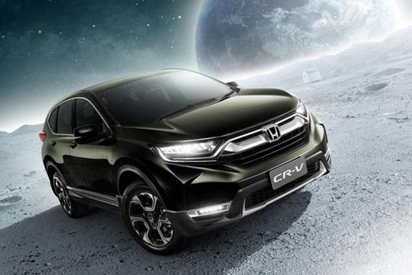 全新 Honda CR-V 泰國亮相!售價令人驚訝!(內有相片集)