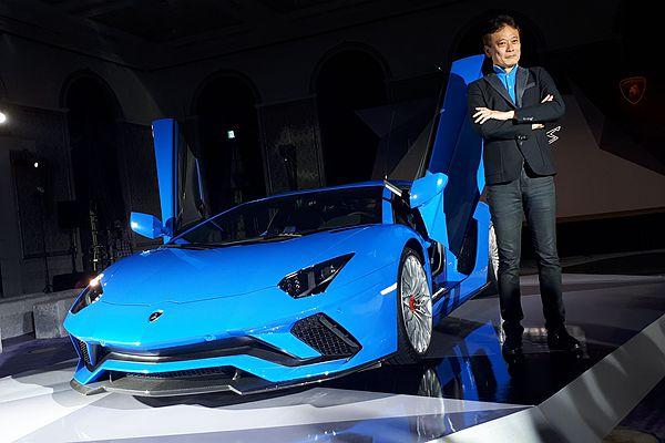 2700 萬高價登台! Lamborghini Aventador S 傲人身價的 5 個秘密!