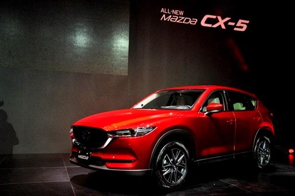 千呼萬喚「駛」出來!全新第二代 Mazda CX-5 讓所有對手都慌了!(內有相片集)